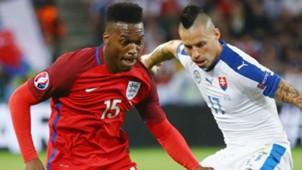Daniel Sturridge England Euro 2016