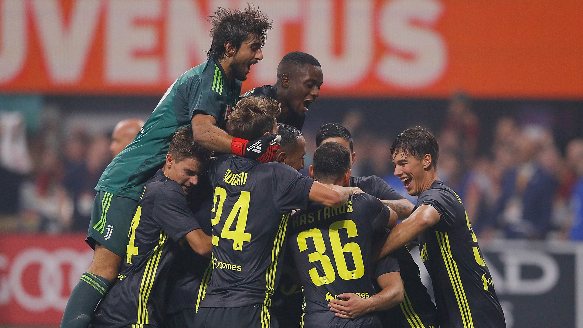 La Juventus l'emporte en fusillade — MLS