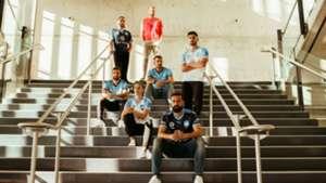 Sydney FC 2018/19 kit