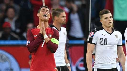 HD Cristiano Ronaldo Portugal Austria Euro 2016