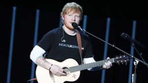 What football team does Ed Sheeran support?