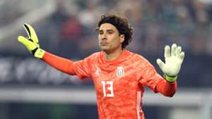 Guillermo Ochoa Mexico Gold Cup 06092019