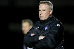 Kenny Jackett Portsmouth Manager