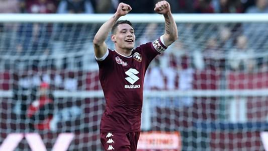 Andrea Belotti Torino Palermo Serie A
