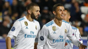 Ronaldo and Benzema APOEL