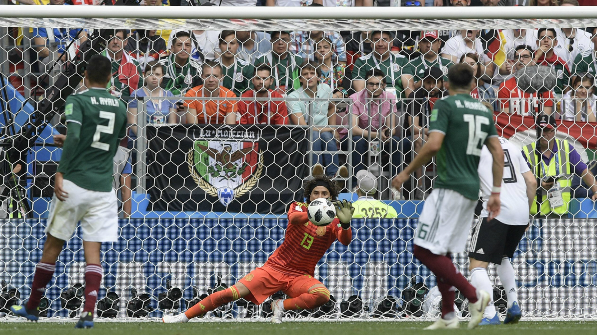 #WC2018: Hernandez nets as Mexico sees off South Korea