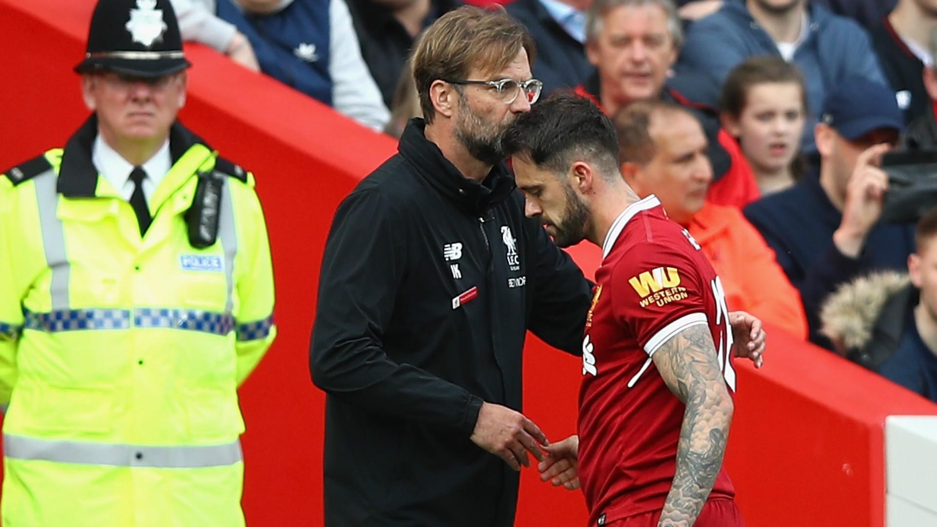 Danny Ings Liverpool premier league