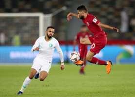حسن الهيدوس - محمد البريك - قطر - السعودية