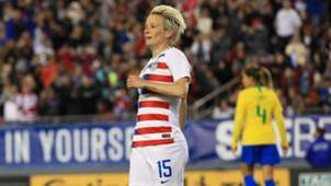 Megan Rapinoe USWNT Brazil SheBelieves Cup 2019