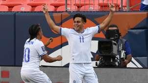 Rodolfo Zelaya El Salvador Gold Cup 2017