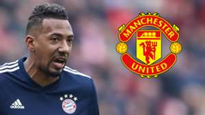 Jerome Boateng Man Utd