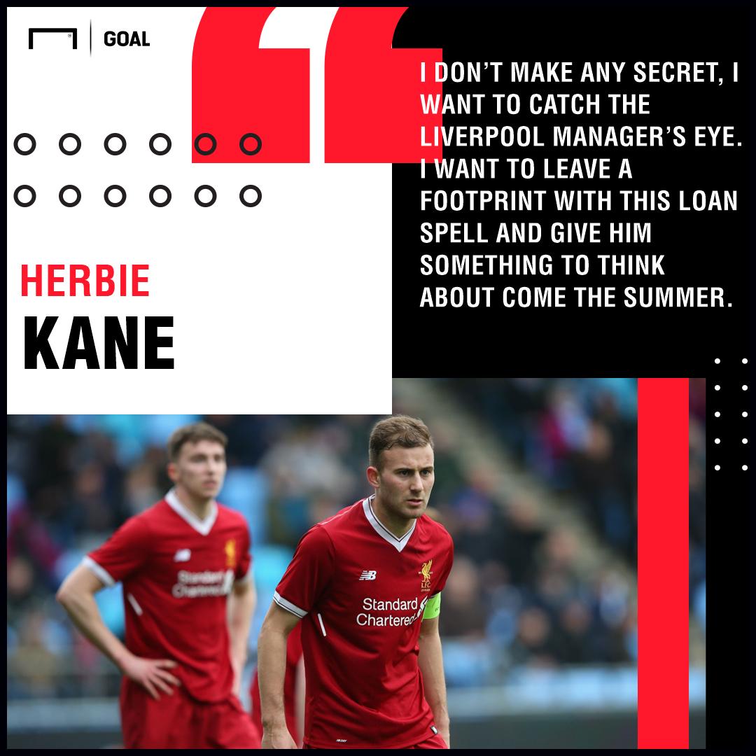 Herbie Kane Liverpool