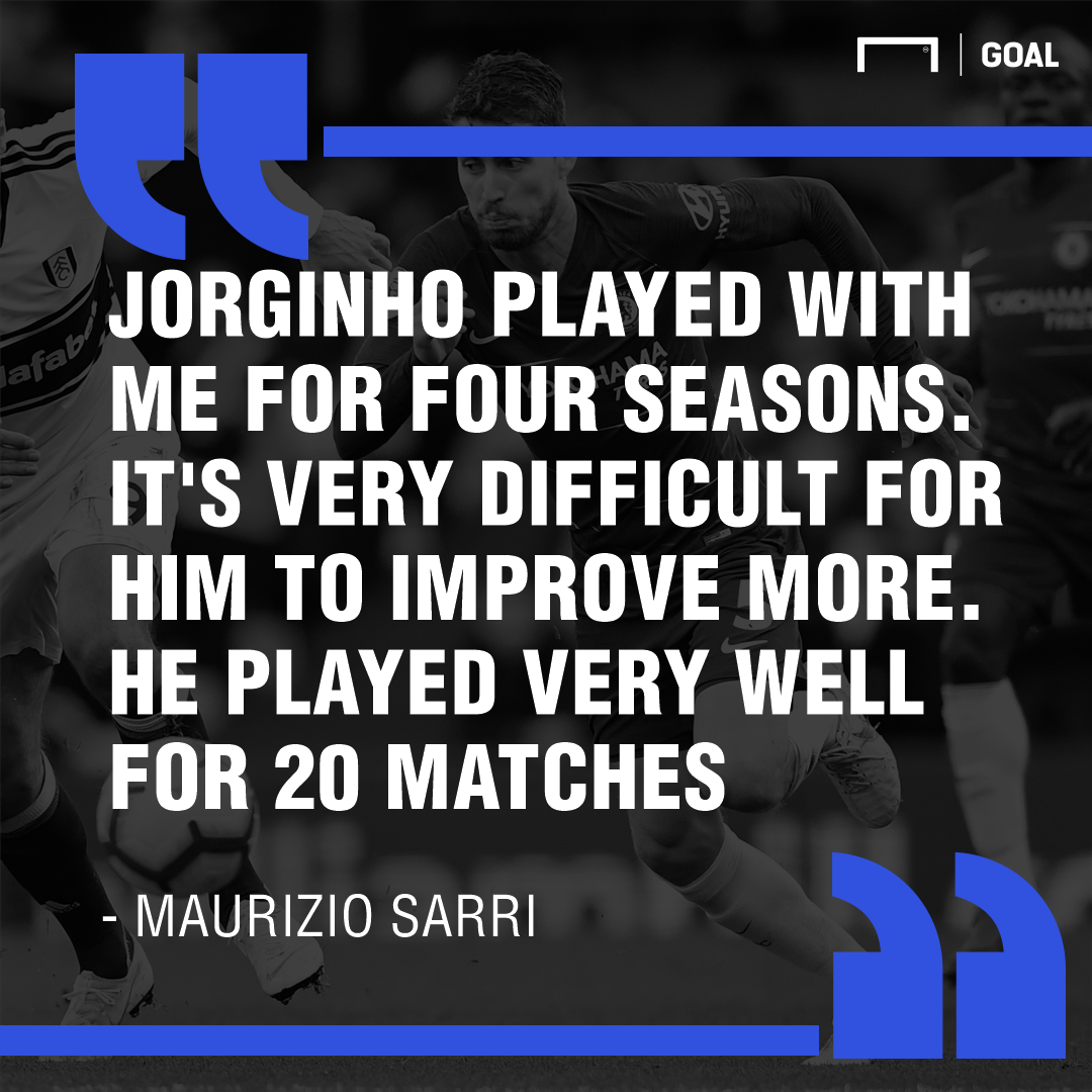 Jorginho quote GFX