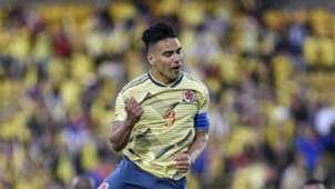 Radamel Falcao Colombia - Panamá 2019