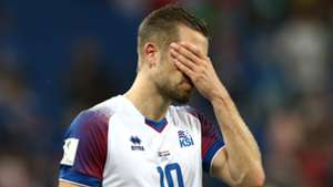 Sigurdsson Iceland World Cup