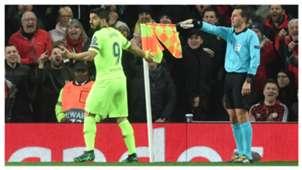 Luis Suarez Manchester United Barcelona Champions League
