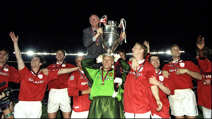 Manchester United Champions League 1999