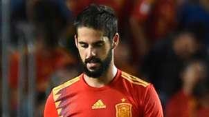 Isco Spain 2018-19