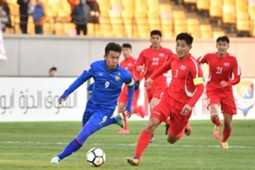 ไทย U23 - เกาหลีเหนือ U23