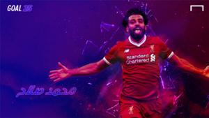 GOAL 25 - Mohamed Salah