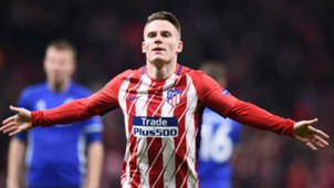 Kevin Gameiro Atletico Madrid Copenhague Europa League