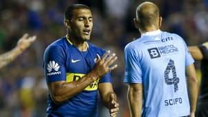 Wanchope Abila Boca Temperley Fecha 15 Superliga Argentina