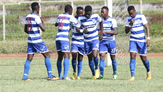 Nairobi City Stars v AFC Leopards.