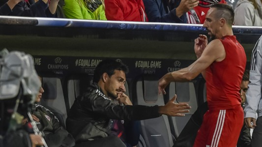 Franck Ribery FC Bayern 12092017
