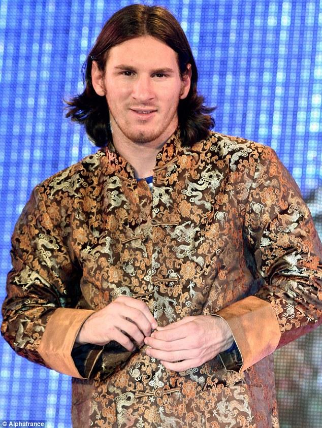 Messi comedy