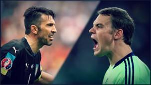 Collage Buffon Neuer