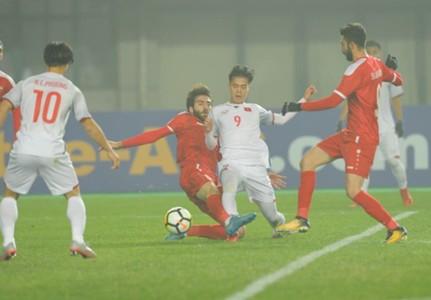 ผลการค้นหารูปภาพสำหรับ เวียดนาม เสมอ ซีเรีย 0-0 แต่เข้ารอบศึกชิงแชมป์เอเชีย U23