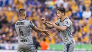 César Montes Liga MX Monterrey