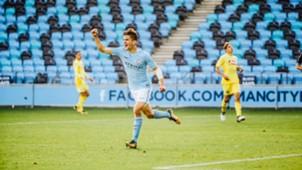 Benjamin Garre Manchester City U19