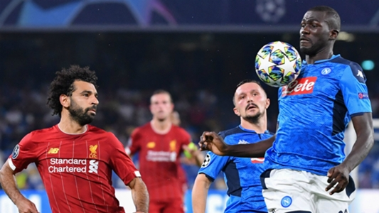 Koulibaly vows to give '110 per cent' for Napoli after Liverpool victory