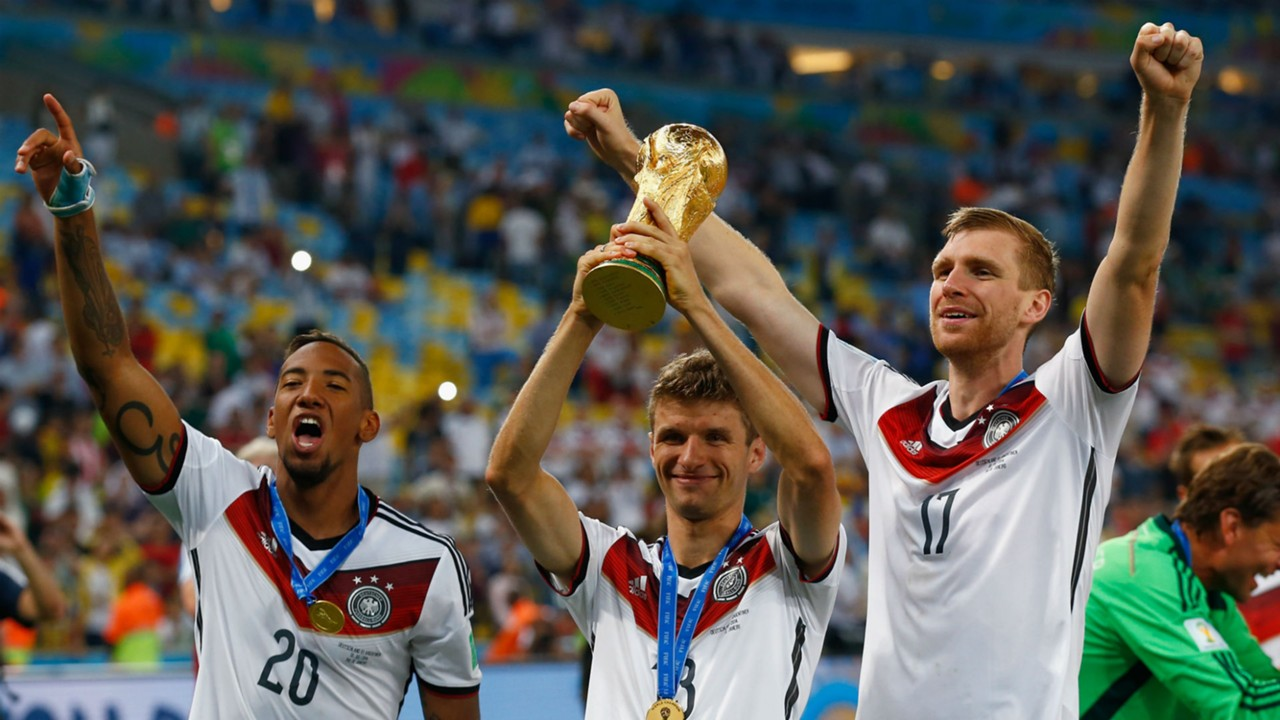 Thomas Muller 2014 World Cup