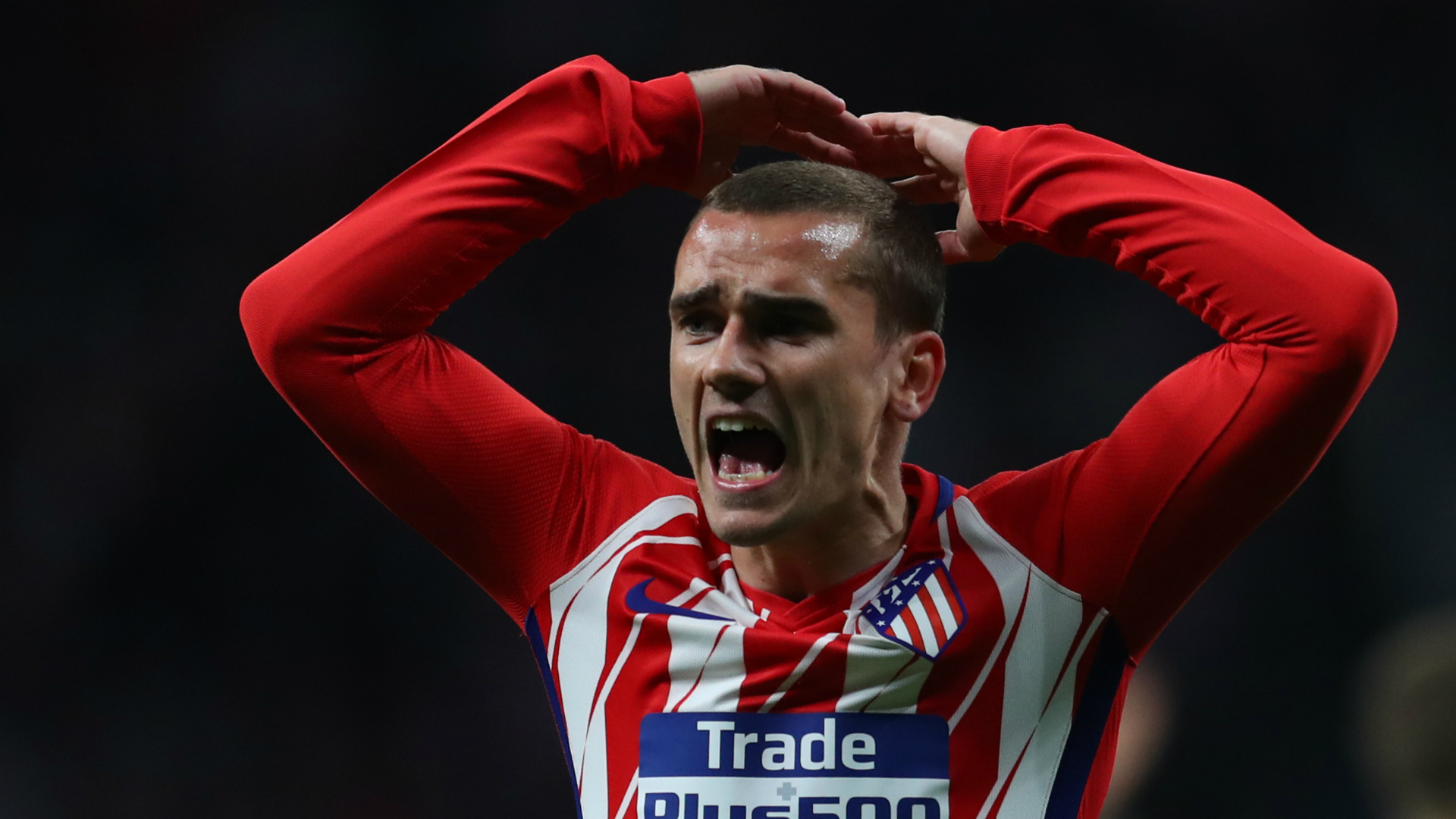 Barca Transfer News Antoine Griezmann Announces Decision To Stay At Atletico In Video Documentary Goal Com