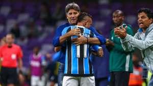 Everton Renato Gaucho Gremio Pachuca Club World Cup 12122017