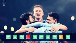 Man City Champions League Power Ranking GFX