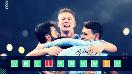 Man City Champions League Power Ranking GFX