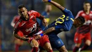Renan Lodi Sebastian Villa Boca Juniors Athletico-PR 09052019