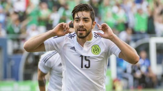 Rodolfo Pizarro Mexico