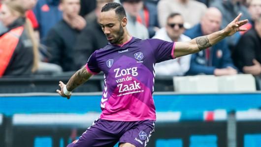 Sean Klaiber, FC Utrecht, Eredivisie 04152018