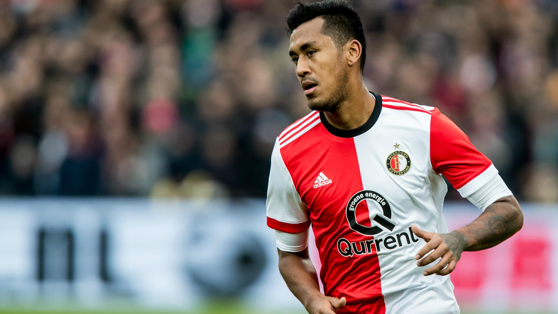 Renato Tapia, Feyenoord, Eredivisie 01282018