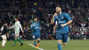 Karim Benzema BETIS REAL MADRID LALIGA