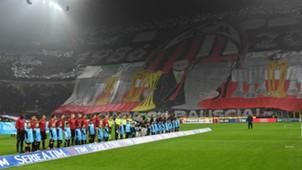 San Siro AC Milan Inter Mailand 19112016