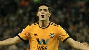 Raul Jimenez Wolves 2018-19