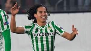 Diego Lainez Real Betis 2018-19