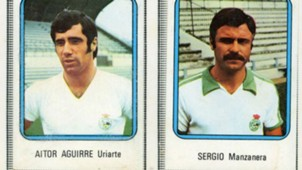 Sergio Manzanera y Aitor Aguirre Racing