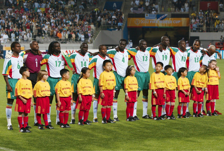 Senegal 2002