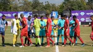 Minerva Punjab Churchill Brothers I-League 2017-18 03082018